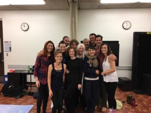 Voice Class with Andrea Caban and Catherine Fitzmaurice