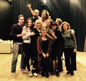 Movement with Alexandra Billings